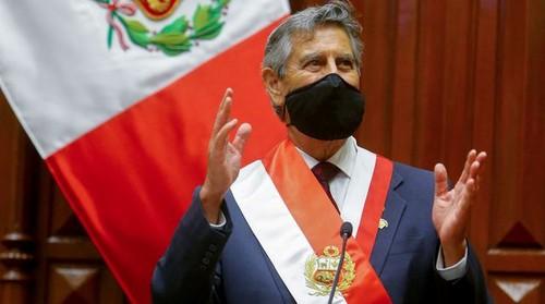 Gobierno peruano anuncia nuevas medidas para hacer frente a la multiplicación de casos de la Covid-19