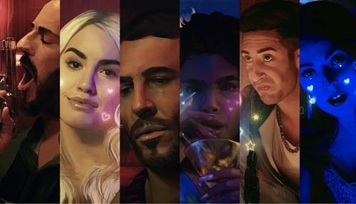 Conoce a los protagonistas de Sky Rojo, estreno mundial el 19 de marzo