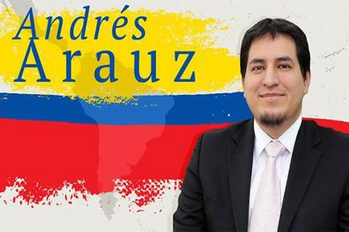 Andrés Arauz, delfín de Rafael Correa, obtiene la primera votación en la presidencial de Ecuador