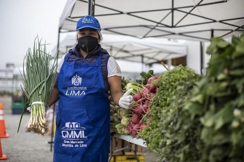 Mercado móvil de la MML llegará a Lima Sur y Lima Este con alimentos a precios al por mayor