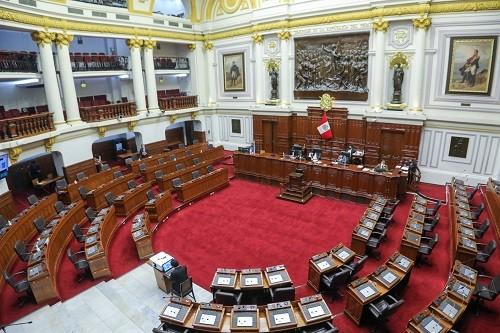 Pleno debatirá este martes conformación de comisión investigadora