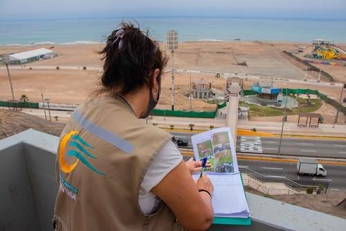 Municipalidad de Lima fortalece inspecciones en circuito de la Costa Verde