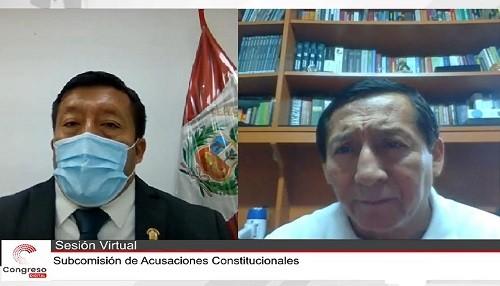 Aprueban informe de calificación respecto de denuncias constitucionales contra Vizcarra, Mazzetti y Astete