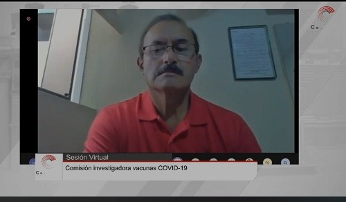 Informe Carbone será un insumo más para comisión que investiga caso vacunas