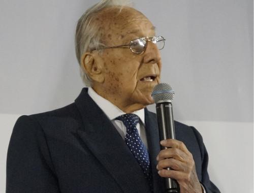 Murió Luis Bedoya Reyes, líder histórico del Partido Popular Cristiano