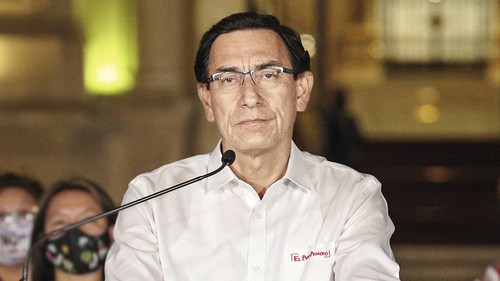 Expresidente Martín Vizcarra no pasará 18 meses en prisión preventiva