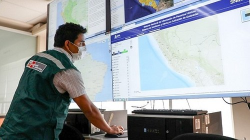 MIDAGRI: ANA presentó Observatorio Peruano del Agua para mejorar la gestión de recursos hídricos en el Perú