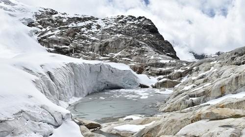 En Huaraz registran formación de nuevas lagunas por acción del cambio climático