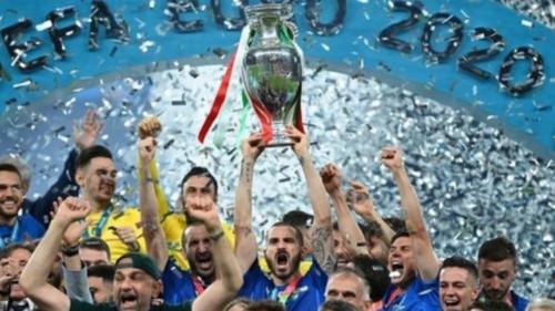 Italia y su segunda Copa de Europa en una larga y rica historia futbolística