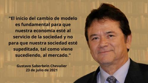 Un saludo a la victoria de Pedro Castillo y su compromiso por el cambio: el fin del modelo de sociedad neoliberal impuesto por Alberto Fujimori