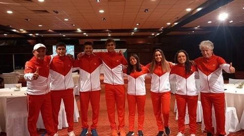 Perú presente en Sudamericano de Tenis que se inicia en Paraguay