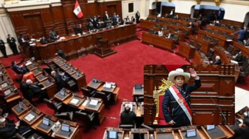 Congreso le cierra el paso a moción que exhortaba a Pedro Castillo a tomar en cuenta 'idoneidad técnica y moral' a la hora de nombrar ministros