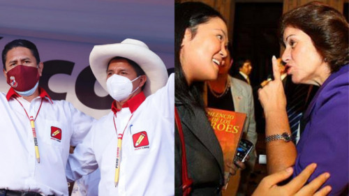 Liberemos al Perú de los secuestros y del conflicto por la Constitución