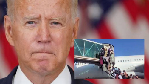 Afganistán ya le pasa la factura a Joe Biden: pierde puntos en las encuestas
