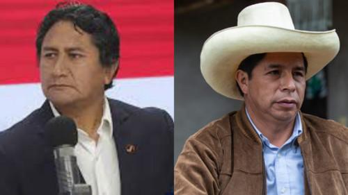 ¿Rompimiento entre Pedro Castillo y Vladimir Cerrón?