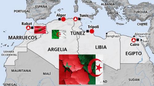 Argelia y Marruecos no tienen más relaciones diplomáticas