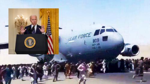 Joe Biden: Abandonar Afganistán fue la mejor decisión posible para EE UU