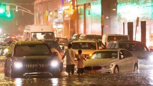 Número de muertos por lluvias en Nueva York, Nueva Jersey y Pensilvania aumenta a 23
