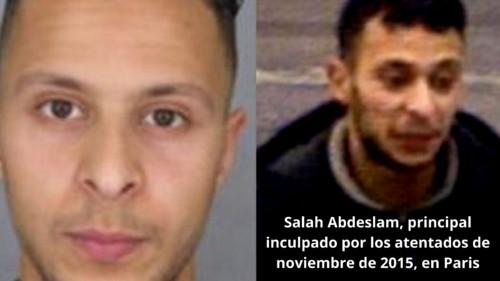 Salah Abdeslam, autor de los atentados de noviembre de 2015 en Paris: 'Apuntamos a civiles, pero no teníamos nada personal en contra de ellos'