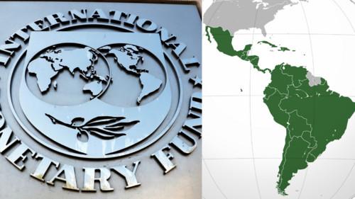 Previsiones del FMI sobre el crecimiento de América Latina en 2021 a la alza: 6,3%