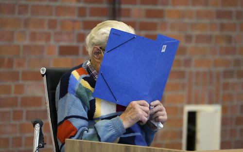 La justicia tarda pero no olvida: un nazi de más de 100 años es juzgado en Alemania