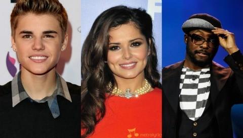 Justin Bieber y Cheryl Cole colaborarán con Will.i.am
