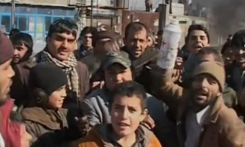 Afganistán entra en su segundo día de protestas contra Estados Unidos