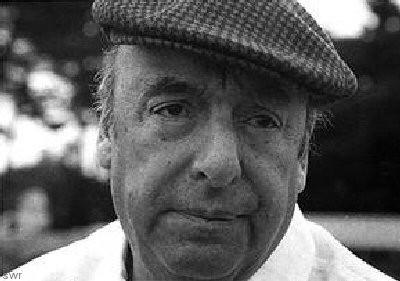 Pablo Neruda: 'Lo que gano me alcanza para vivir'