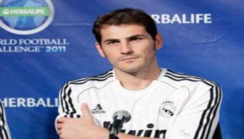 Iker Casillas felicita a Perú por su tercer lugar en la Copa América