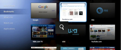 Samsung lanzará su propio Google TV en el 2012