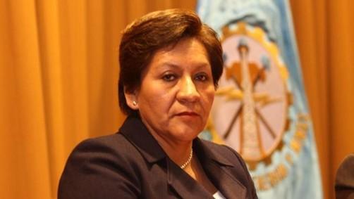 Viceministra Vilca desea apersonarse al Parlamento para enfrentar denuncia