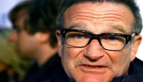 A Robin Williams no le gustan los hurones