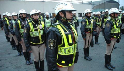 Policía Nacional brindará seguridad por aire, mar y tierra durante las fiestas de fin de año