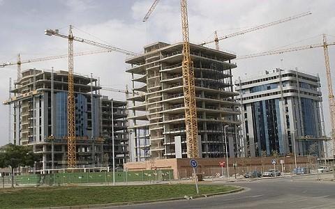 Chile: Sector construcción creció 9,5% en octubre