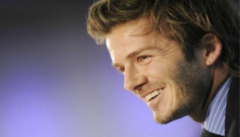David Beckham teme quedarse calvo