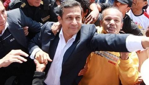 Presidente Ollanta Humala presentará hoy programa social Cuna Más en Ayacucho