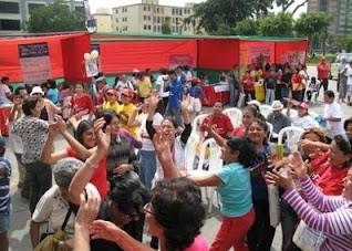 Trabajadoras del Hogar realizaran la V Feria - Forun por sus derechos laborales