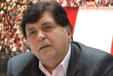 Alan García: 'El Poder judicial y el Congreso tienen derecho a investigarme'