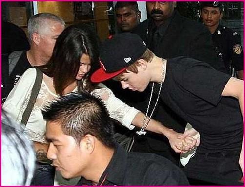 Selena Gomez habría cambiado a Justin Bieber por Prince Royce