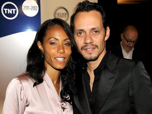 ¿La esposa de Will Smith tuvo un romance con Marc Anthony?