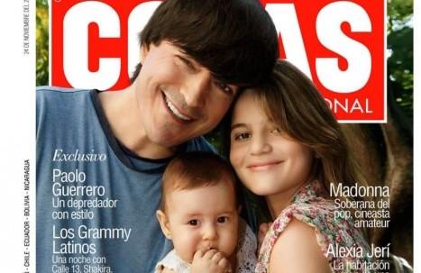 Jaime Bayly Y Familia Son La Portada De La Revista Cosas Generaccion Com Más contenido exclusivo en www.telefe.com en el aniversario de sus 25 años, telefe te brinda grandes contenidos para que disfrutes de ellos dónde, cuándo y. generaccion com