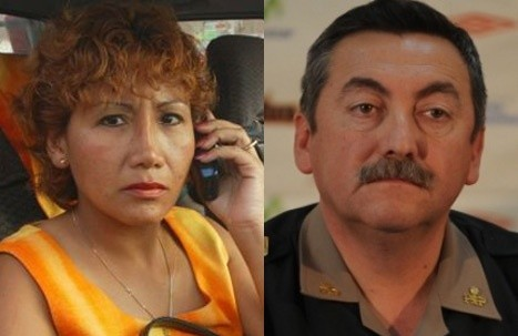 Liliana Humala niega reunión secreta con director de la PNP