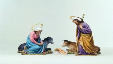 La historia de los pesebres en Navidad