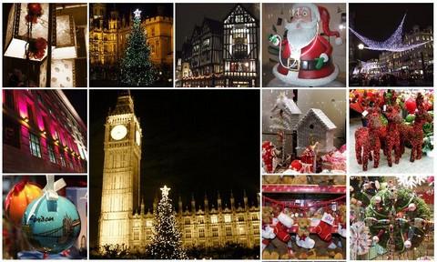 Así se prepara el mundo para recibir la Navidad