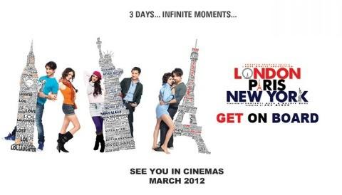 Sony Music adquiere los derechos de 'Londres, París, Nueva York'