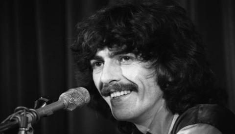 Un día como hoy nació George Harrison
