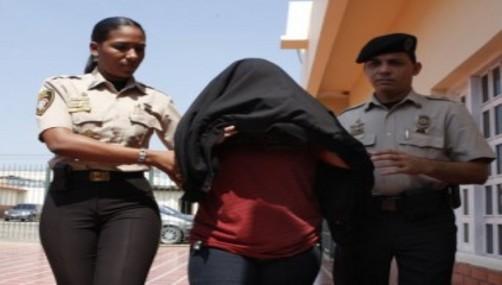 Centro de Lima: Capturan a 2 presuntas comercializadoras de droga