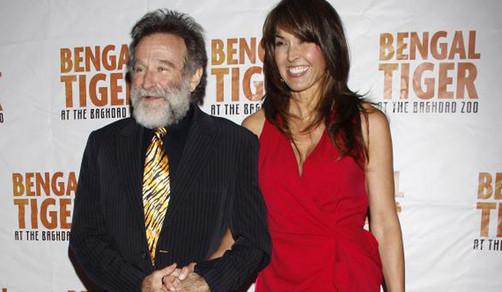 Robin Williams se casa por tercera vez