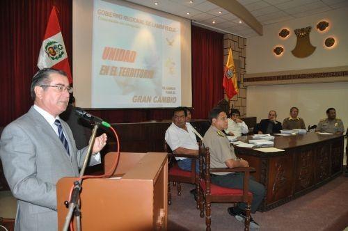 Ministro Valdés lamentó 'desencuentros' con la familia de Ciro Castillo