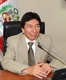 Hildebrando Tapia: 'Los parlamentarios andinos peruanos trabajamos todos en conjunto'